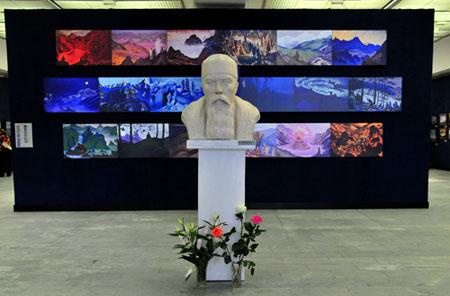 Международный выставочный проект «Рериховский век»
